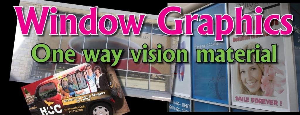 Window Graphics Sign Company